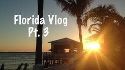 Florida Vlog Pt. 3: Joe's Crab Shack, Sunday Funday + the Beach Bar