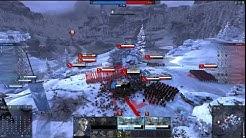 Total War Arena in den Alpen mit Kynane