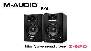 M Audio BX4