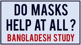 COVID Masks   Do Masks Help?