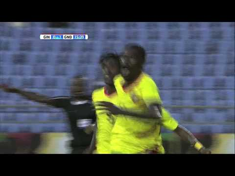 Match Day 2 10th September Guinea vs Guinea Bissau