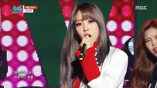 [HOT] MAMAMOO - Decalcomanie, 마마무 - 데칼코마니 Show Music core 20161224
