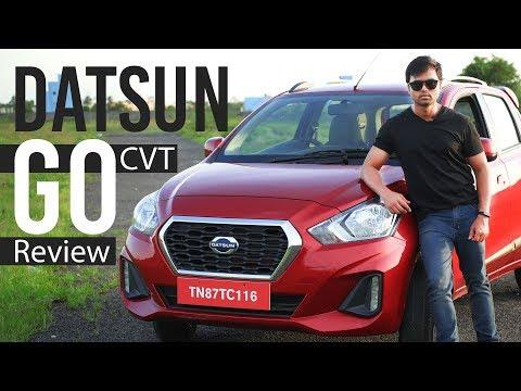 2019 Datsun Go CVT Hindi Review | Jagran HiTech