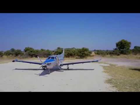 Botswana Flying Safari 2017