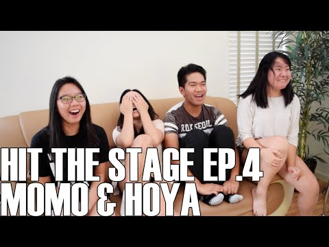 Hit the Stage- Hoya & Momo (Reaction Video)