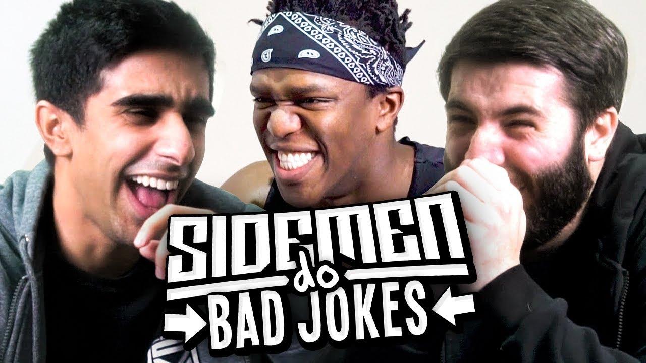 Download YOU LAUGH YOU LOSE - SIDEMEN DO BAD JOKES
