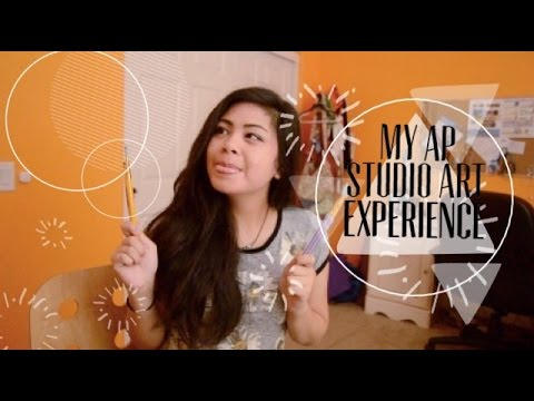 My AP Studio Art Experience | Explanation, Tips and About the National Exam