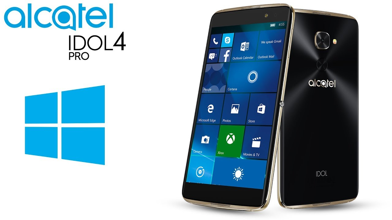 Alcatel Idol 4, Idol 4S, Pop 4S: предварительный обзор (preview .