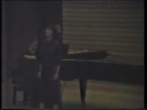 1982: Semi Finalist. Semi-Finals, Marianne Mathy Scholarship, NSW State Conservatorium of Music (11)