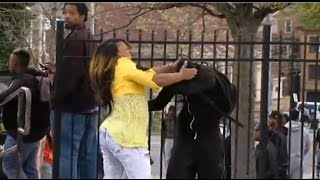 NOT MY SON! BALTIMORE MOTHER...
