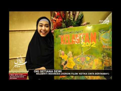 Oki Setiana Dewi Live in Kota Bharu 9 Mac 2012!