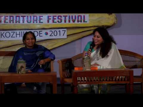My Writings, My Thoughts - Janaki Sreedharan in conversation with Anita Nair - KLF