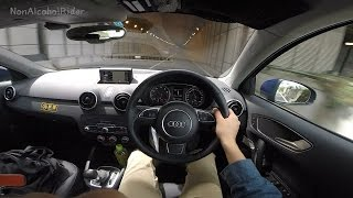 2014 Audi A1 Sportback 1.4L TFSI #1 / NAR POV Drive 渋谷~羽田空港