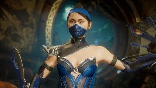 MY DAY 1 KITANA! - Mortal Kombat 11 Kitana Online Ranked Matches