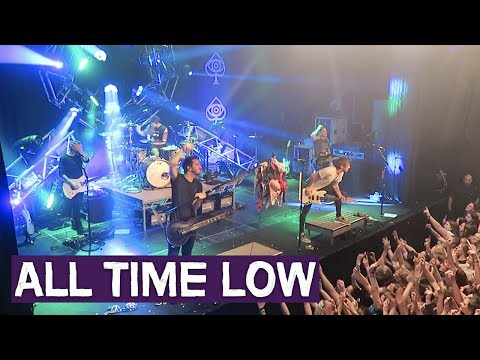 ALL TIME LOW - CONCERTVLOG #15 - Dreaming Out Loud