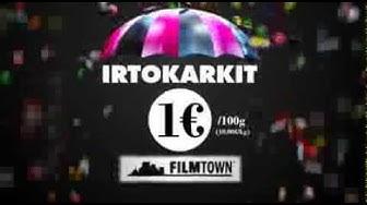 """FilmTown """"karkkisade"""" TV-spotti 5"""""""