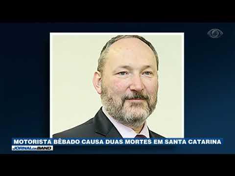 Motorista Bêbado Causa Duas Mortes Em Santa Catarina