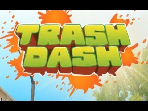 Trash Dash Android Gameplay ᴴᴰ