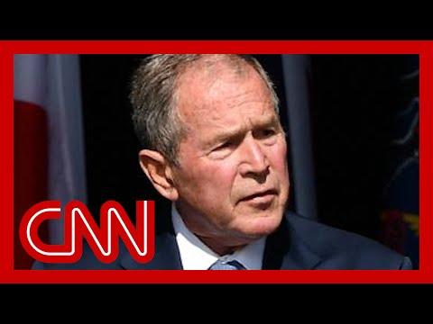 George W. Bush on 20th anniversary of September 11th: Full speech