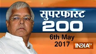 Superfast 200 | 6th May, 2017, 7:30pm ( Part 1 ) - IndiaTV