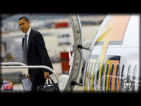 BREAKING: Barack's Secret Is Out After Showing Up In Kenya Overnight Alone On Private Trip