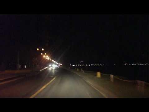 Amador Causeway @ NightTime