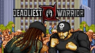 Scrublords - Deadliest Warrior Legends