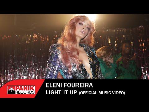 Смотреть клип Eleni Foureira - Light It Up