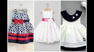 trendy and comfortable summer baby frocks   beauty fashion