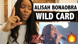 Alisah Bonaobra - X Factor 2017 - Live Show/Wildcard  Performance  - Reaction | ibukola