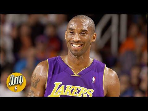 The Jump describes the significance of Kobe Bryant entering the Hall of Fame | The Jump