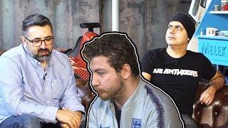 Serdar Ali Çelikler , Uğur Karakullukçu , Ali Ece ile birlikte , Hem Fifa Oynadık Hem Sohbet Ettik