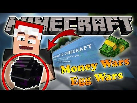 BẢO VỆ TRỨNG CÚC CỦA BURON (Minecraft Egg Wars - Money Wars)