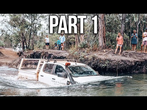 OLD TELEGRAPH TRACK • CAPE YORK • PART 1
