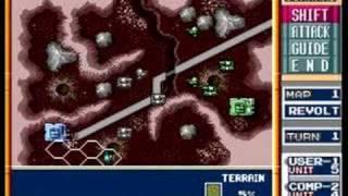 Military Madness (TurboGrafx-16)