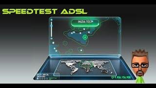 speed test adsl free