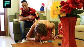 MC Bigô - Tentando Enganar o Amor (CLIPE OFICIAL) TOM PRODUÇÕES 2013