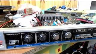 Усилитель Вега 10у-120с и нч динамик 75гдн-3