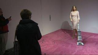 DC art exhibit features Ivanka lookalike