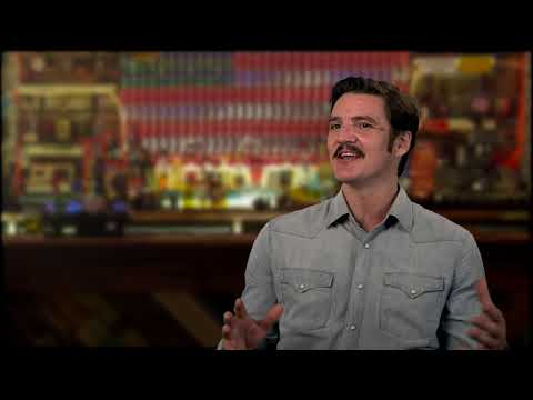 """Kingsman: The Golden Circle: Pedro Pascal """"Agent Whiskey"""" Behind the Scenes Interview"""