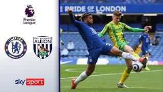Schützenfest! Tuchels 1. Niederlage ist besiegelt | FC Chelsea - West Bromwich 2:5 | Highlights