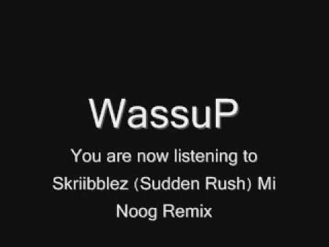 Mi Noog - Sudden Rush_-_Skriibblez-MongO_Remix