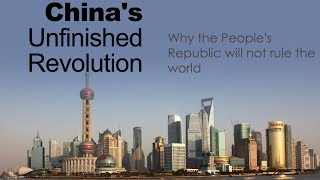 2014 Roskill Lecture: Jonathan Fenby - China's Unfinished Revolution