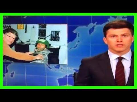 Weekend Update On Snl Roasts Al Franken YouTube - Al franken draws us map