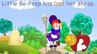 Gambar cover Level A - ABC / Nursery Rhymes Song/Video - Red Apple Reading