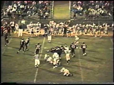 Morgan City High School Fighting Tiger Football 1991