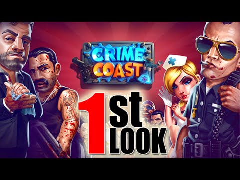 Crime Coast: Gangster's Paradise - 1st Look iOS Gameplay