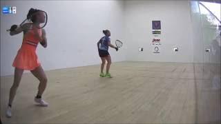2016 Racquetball World Championships Womens Singles Final Martinez GUA vs Longoria MEX