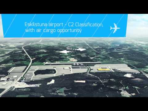 Eskilstuna Logistics Park - a central logistic solution with great opportunities