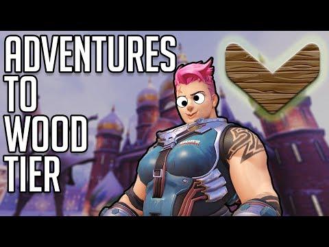 OW: Adventures To Wood Tier!